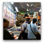 Hong Kong Markets: Temple Street Night Market