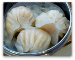 Dim Sum Types: Shrimp Dumplings
