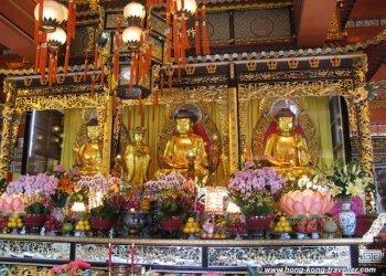 Buddha Birthday Celebrations at Po Lin Monastery