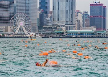 Hong Kong Harbour RAce