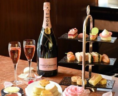 Easter Champagne Brunch and Afternoon Tea at the Mandarin
