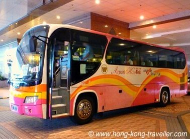 Hong Kong Airport Shuttle Bus