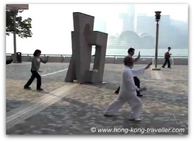 Hong Kong Culture Events - Free Tai Chi Class