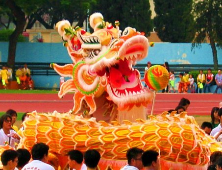 May Events: Dragon Parade at Tin Hau  Festival