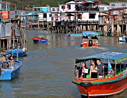 Tai O Transportation Options Heritage Tour