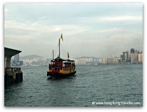 Victoria Harbour Cruise Sightseeing Boat