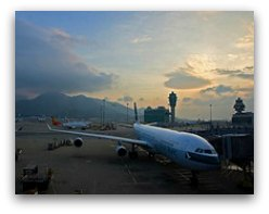 Airport Hotels In HK