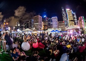 Beertopia at the Central Harbourfront
