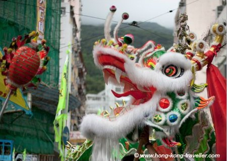 Birthday of Tam Kung  Celebrations Dragon Parade