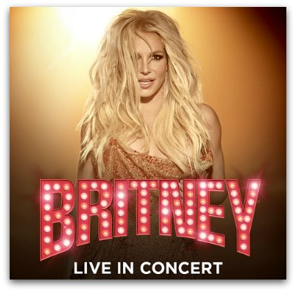 Britney Spears Live On Tour in Hong Kong