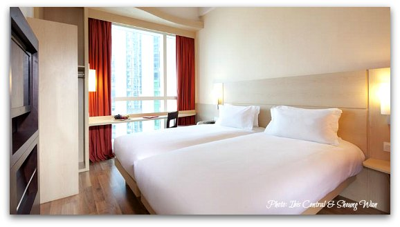 Cheap Hong Kong Hotels under USD100: Ibis