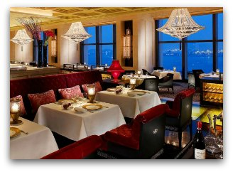 Caprice French Restaurant At The Four Seasons
