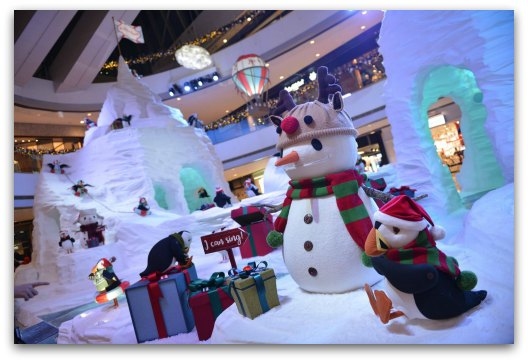 The Polar Resort at IFC Mall Hong Kong