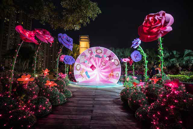Starlight Garden At The New Town Plaza
