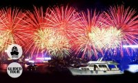 National Day Fireworks Cruise  Discount Tickets