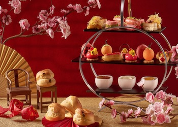 Chinese New Year at the Intercontinental