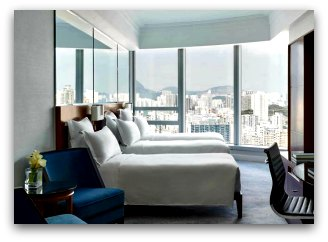 Triple Twin Room at The Cordis At Langham Place