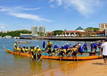 Discovery Bay Dragon Boat Races