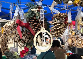 Christmas Market Discovery Bay