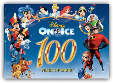 Disney on Ice in Hong Kong