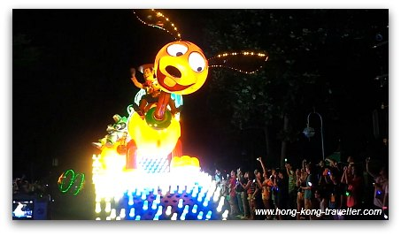Disney Paint the Night Parade: Toy Story