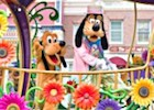 Easter at Hong Kong Disneyland