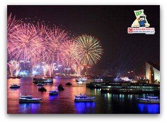 Fireworks Cruise in Victoria Harbour