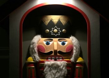 A Nutcracker at the Christmas Market