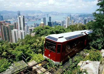 Hong Kong Travel: Peak Tram