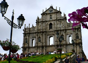 Hong Kong Day Trips: Macau