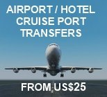 Hong Kong Airport and Cruise Port Transfers
