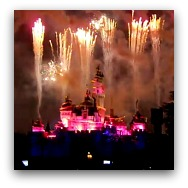 Hong Kong Disneyland Highlights: The Fireworks