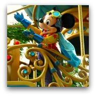 Hong Kong Disneyland Highlights: The Parade