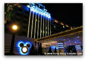 Hong Kong Disneyland Resort - Disneyland Hollywood Hotel