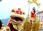 Chinese New Year at Hong Kong Disneyland