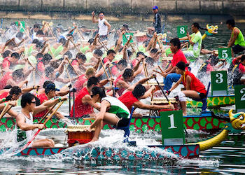 Stanley Dragon Boat Races