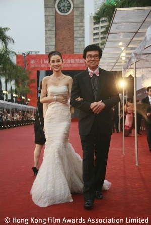 Hong Kong Film Award at the Red Carpet