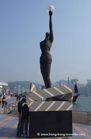 Hong Kong Film Award Statuette