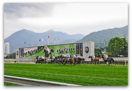 The Hong Kong International Races