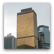Hong Kong Landmarks: Far East Financial Centre