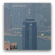 Hong Kong Landmarks: the Centre