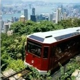 Victoria Peak Highlights: The Peak Tram