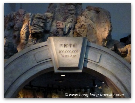 Hong Kong Museum of History Gallery 1