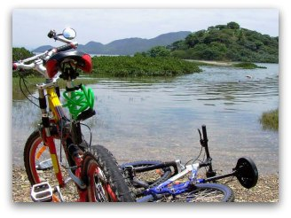 Eco Biking in the New Territories