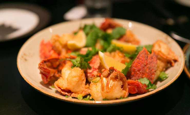 Hong Kong Seafood: Lobster a great favorite