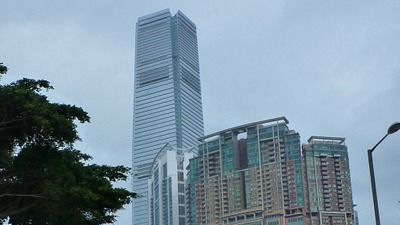 ICC Hong Kong tallest building