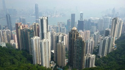 Views from Victoria Peak