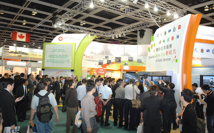 Hong Kong Trade Shows and Fairs