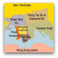 Hong Kong Travel: Area by Area