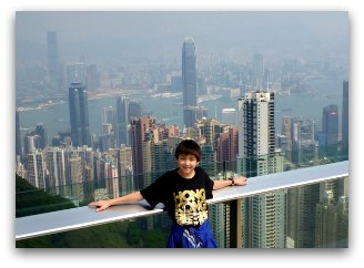 Victoria Peak Viewing Platforms